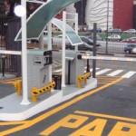 Proteção na hora de estacionar
