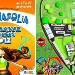 Carnaval 2012 – Folia de blocos em Joaçaba