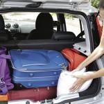 Dicas de viagem – arrumando a bagagem no porta-malas