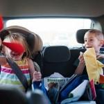 Jogos para entreter a criançada durante a viagem