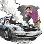 O carro parou? Saiba diagnosticar o problema