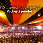 A Oktoberfest está chegando! Você está pronto?