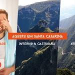 Destinos incríveis para o Dia dos Pais em Santa Catarina.