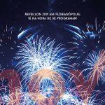 Reveillon 2019 em Florianópolis: tá na hora de se programar!